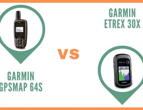 Garmin Randonnée GPSMAP 64s ou eTrex 30x : Comparatif