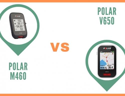 Gps Vélo Polar M460 ou Polar V650 : Comparatif