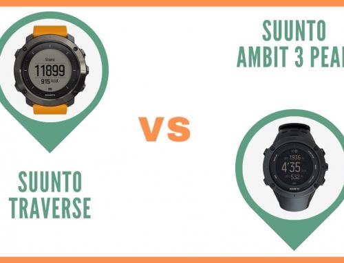 Montre GPS Suunto Traverse ou Suunto Ambit 3 peak : Que choisir ?