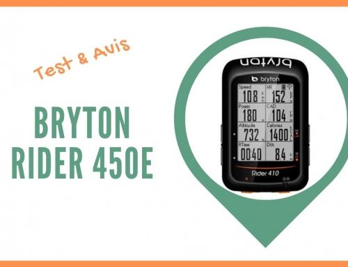 Test du GPS pour vélo Bryton Rider 450E et Avis des cyclistes