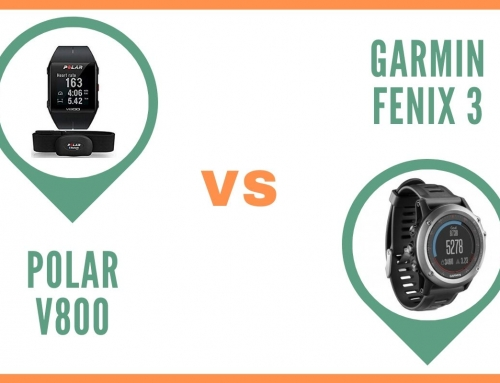Comparatif des montres GPS Polar V800 et Garmin Fenix 3