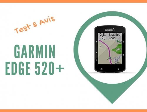 Test du compteur GPS vélo Garmin Edge 520 Plus et Avis des sportifs