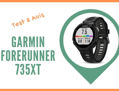 Test et avis de la montre cardio Garmin Forerunner 735XT