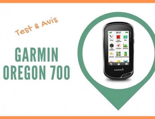 Test du GPS randonnée Garmin Oregon 700 et Avis des utilisateurs