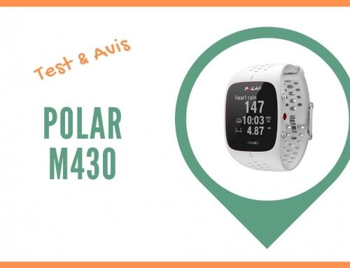 Test de la montre Polar M430 et Avis des utilisateurs
