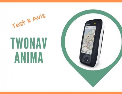 Test du GPS randonnée TwoNav Anima et Avis des randonneurs