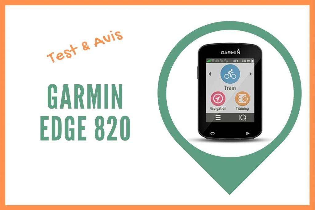 Garmin Edge 820 Test Avis