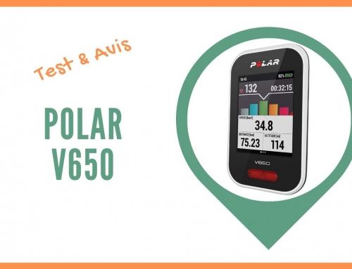 Test du compteur GPS vélo Polar V650 et Avis des cyclistes