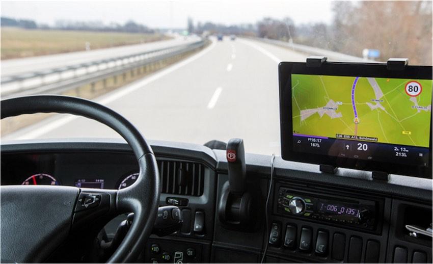 meilleur GPS camion comparatif